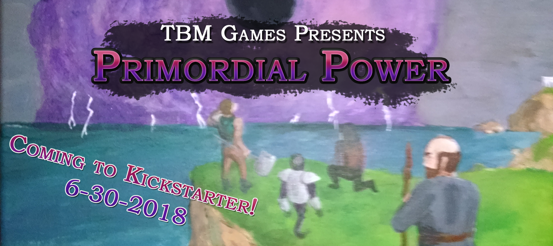 Primordial Power – TBM Games