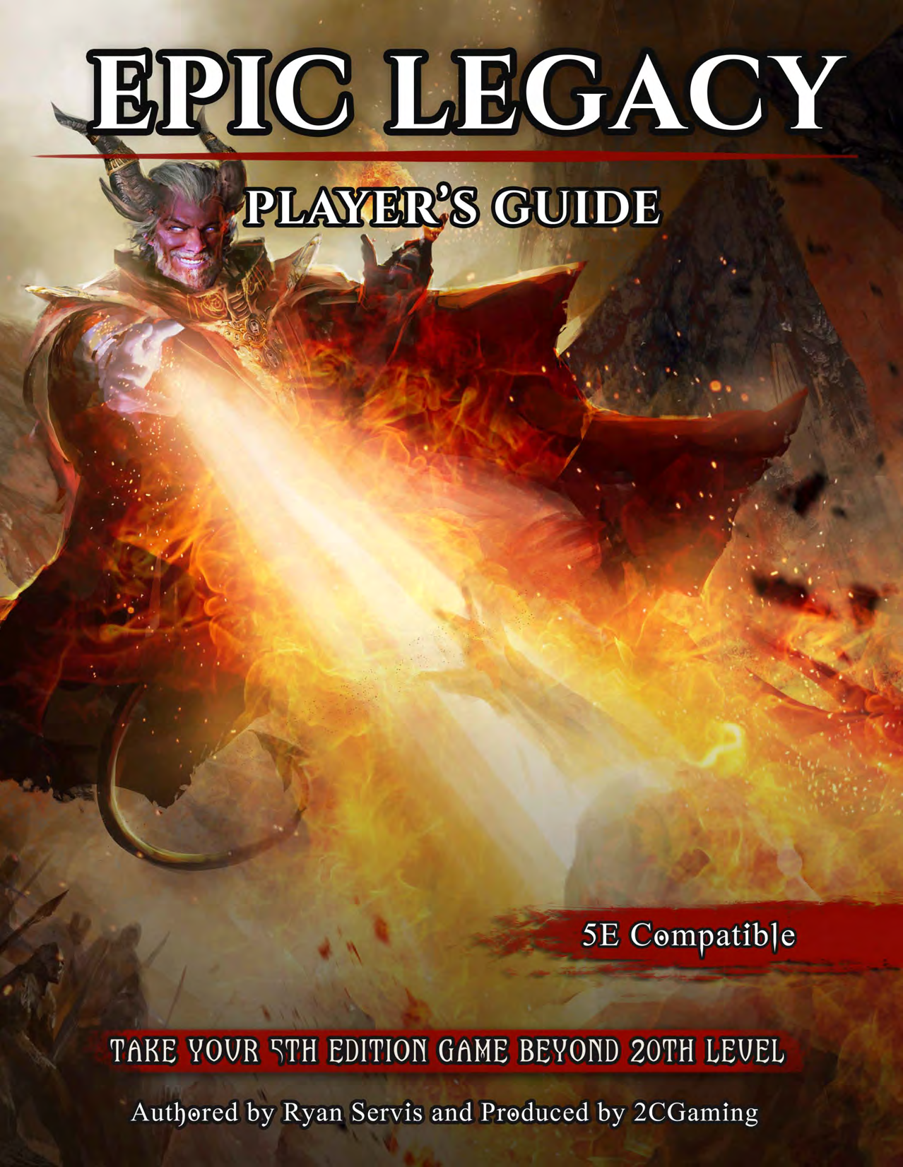 Epic Legacy Player's Guide – TBM Games