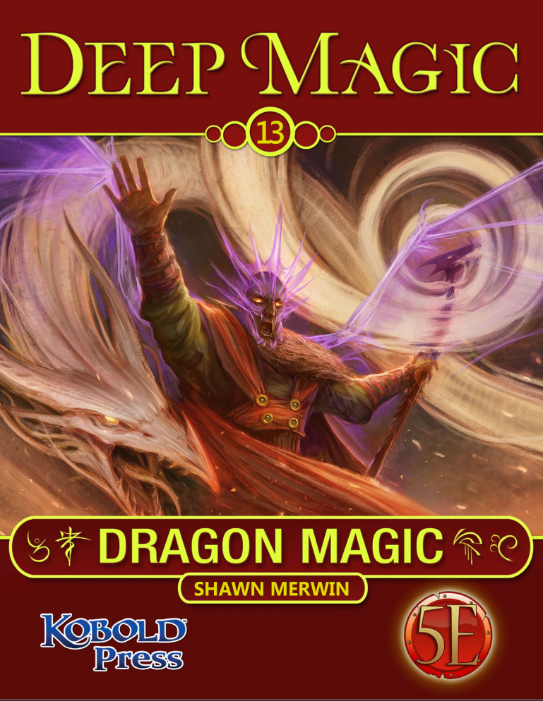Deep Magic: Dragon Magic – TBM Games